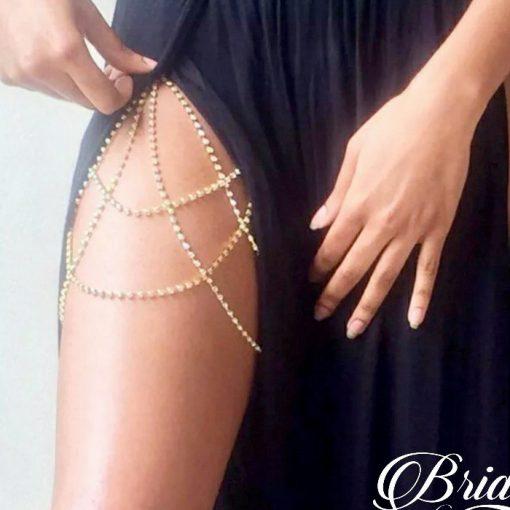 Wedding Bridal Leg Jewelry