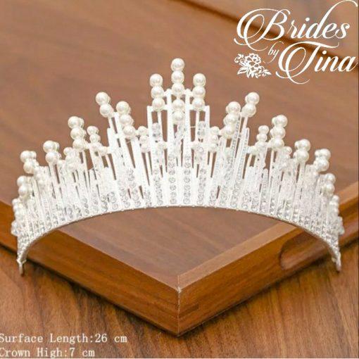 Wedding Bridal Tiara Diamond