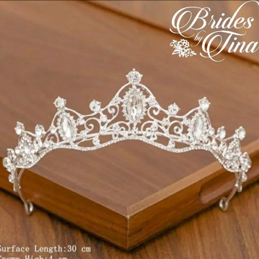 Wedding Bridal Tiara Diamond