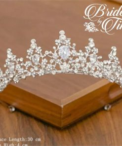 Wedding Bridal Tiara Diamonds