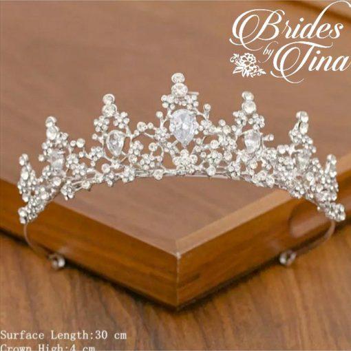 Wedding Bridal Tiara Diamonds